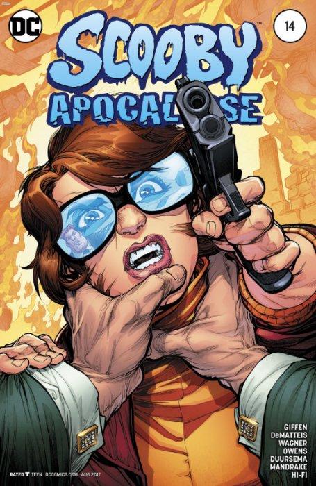Scooby Apocalypse #14