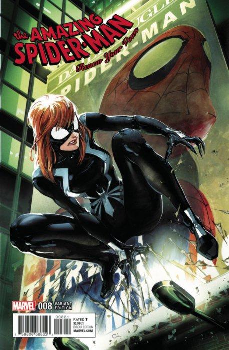 Amazing Spider-Man - Renew Your Vows #8