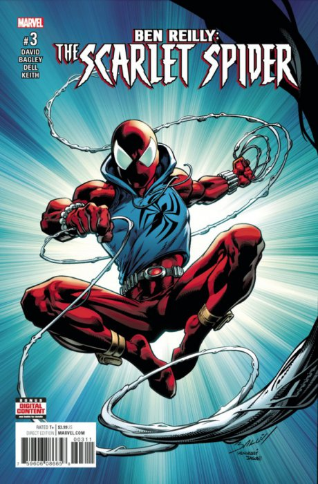 Ben Reilly - Scarlet Spider #3