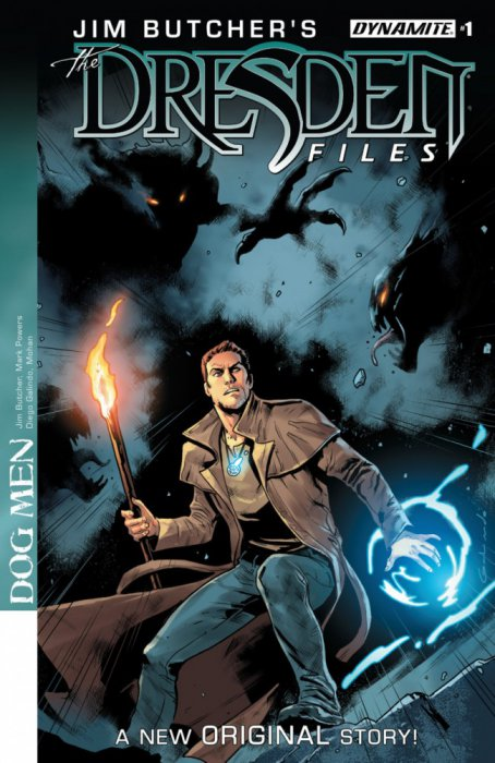 Jim Butcher's The Dresden Files - Dog Men #1