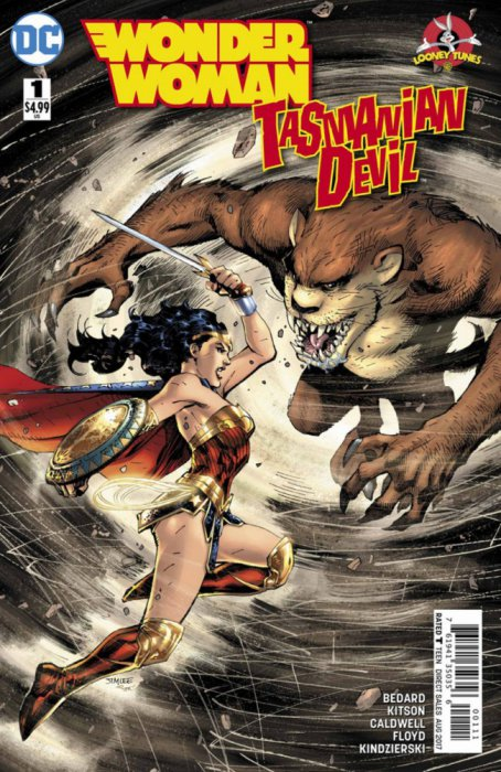Wonder Woman - Tasmanian Devil Special #1