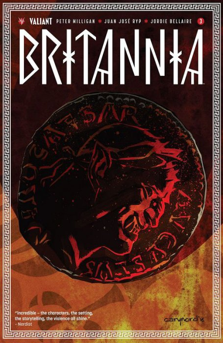 Britannia - We Who Are About to Die #3