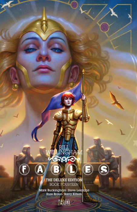 Fables - The Deluxe Edition - Book 14