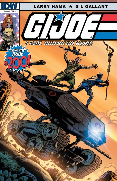 G.I. Joe - A Real American Hero #200