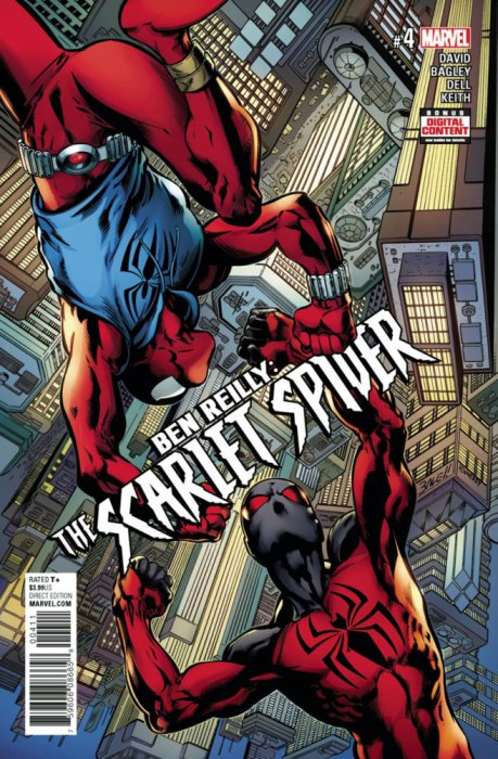 Ben Reilly - Scarlet Spider #4