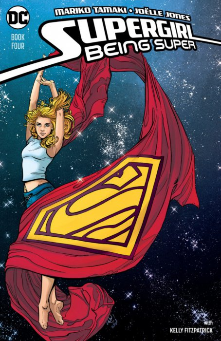 Supergirl - Being Super #4