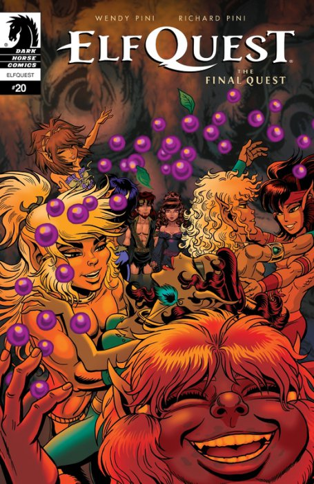 ElfQuest - The Final Quest #20
