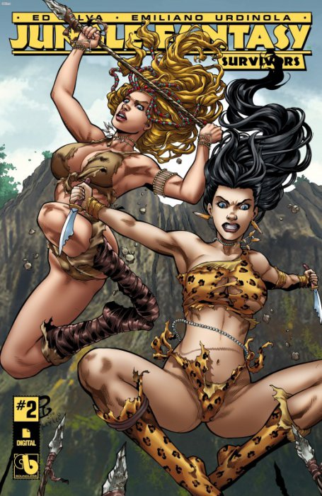 Jungle Fantasy - Survivors #2