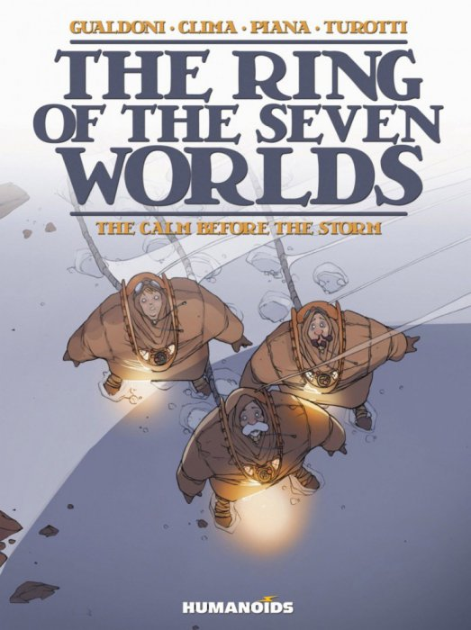The Ring of the Seven Worlds Vol.1-3 Complete
