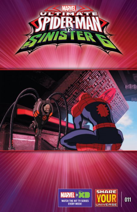 Marvel Universe Ultimate Spider-Man vs. The Sinister Six #11