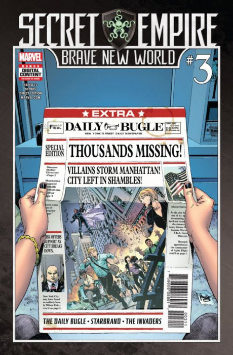 Secret Empire - Brave New World #3