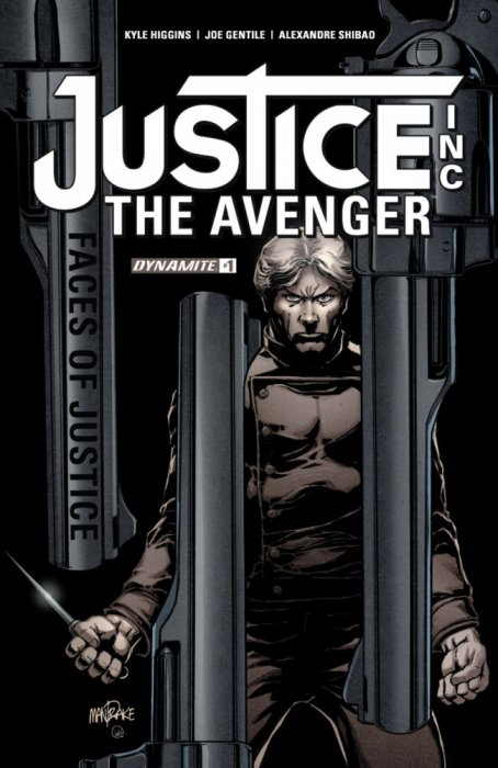 Justice Inc - The Avenger #1