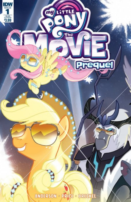 My Little Pony - The Movie Prequel #1