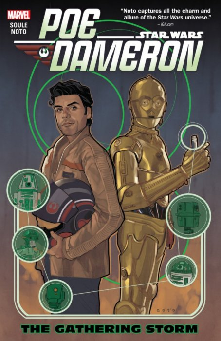 Star Wars - Poe Dameron Vol.2 - The Gathering Storm