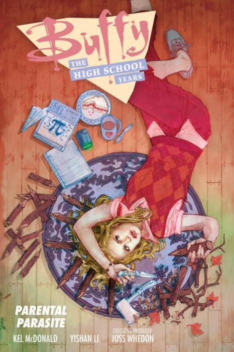 Buffy - The High School Years - Parental Parasite #1 - OGN