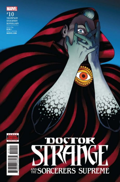 Doctor Strange and the Sorcerers Supreme #10