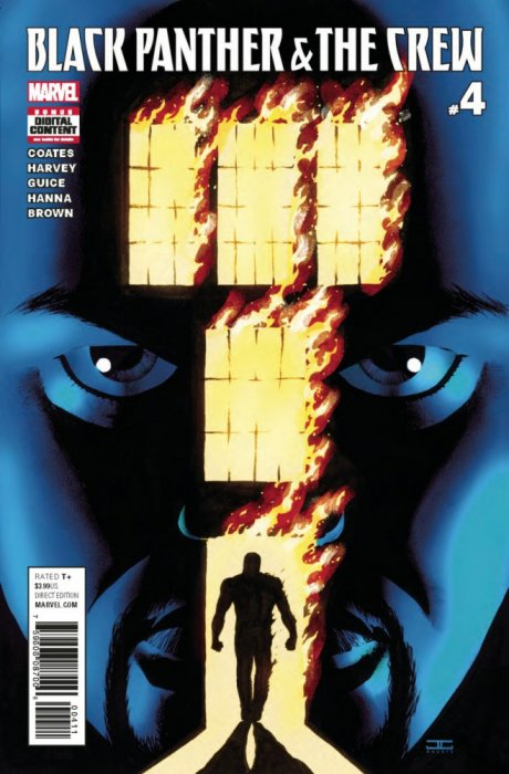Black Panther - the Crew #4