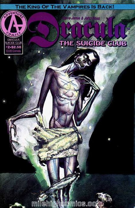 Dracula - The Suicide Club #2