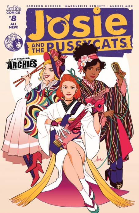 Josie and the Pussycats #8