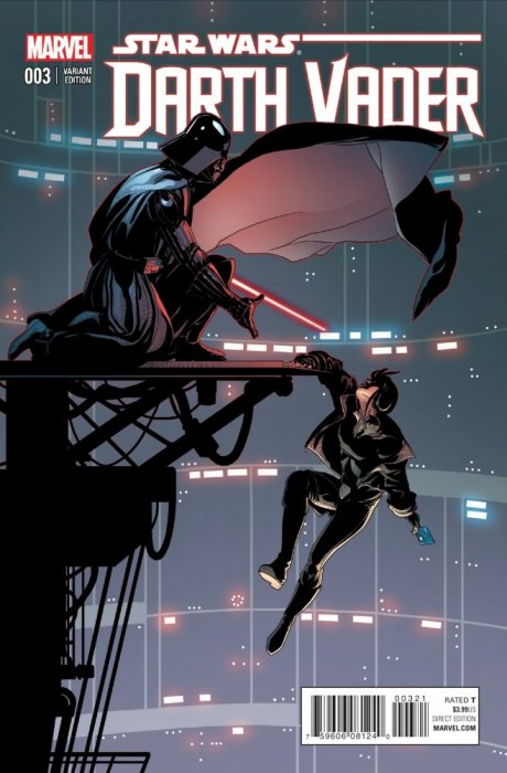 Star Wars - Darth Vader #3