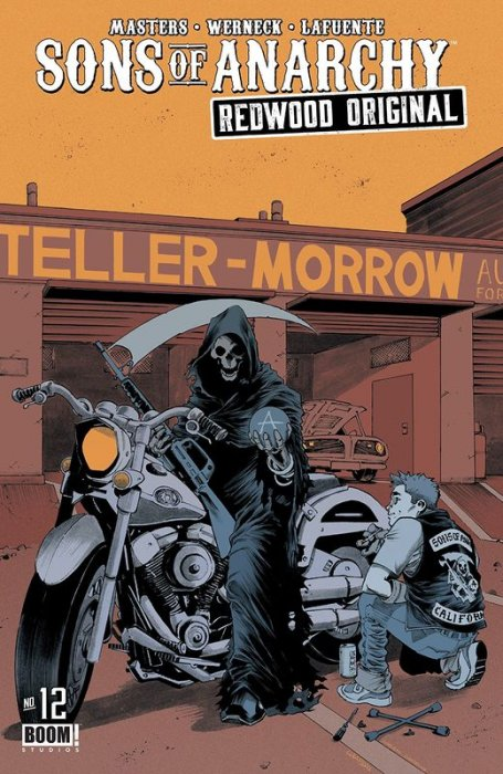 Sons of Anarchy - Redwood Original #12