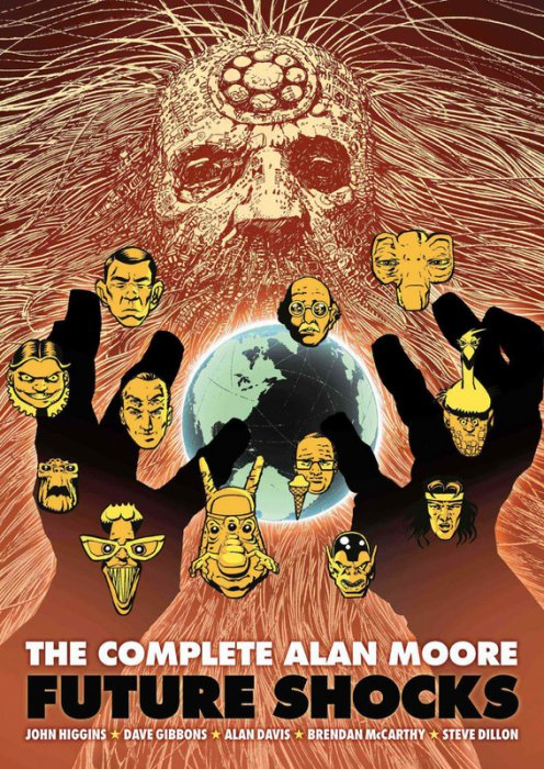 The Complete Alan Moore Future Shocks #1