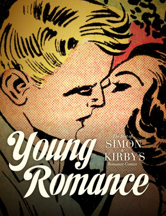 Young Romance - The Best Simon & Kirby's Romance Comics Vol.1-3 Complete