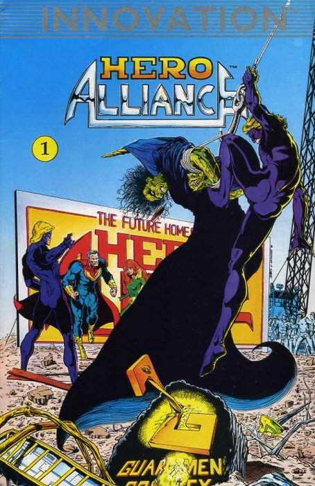Hero Alliance vol.2 #1-17 + Annual + Special Complete