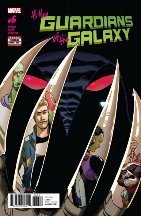 All-New Guardians of the Galaxy #6