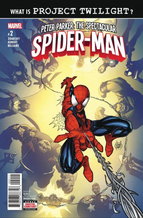 Peter Parker - The Spectacular Spider-Man #2