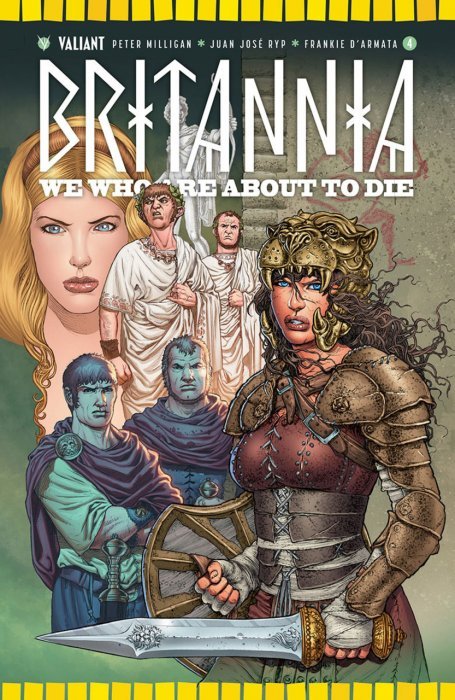 Britannia - We Who Are About to Die #4