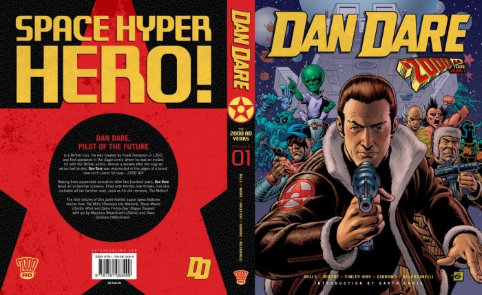 Dan Dare - The 2000AD Years Vol.1