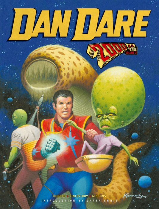 Dan Dare - The 2000AD Years Vol.2