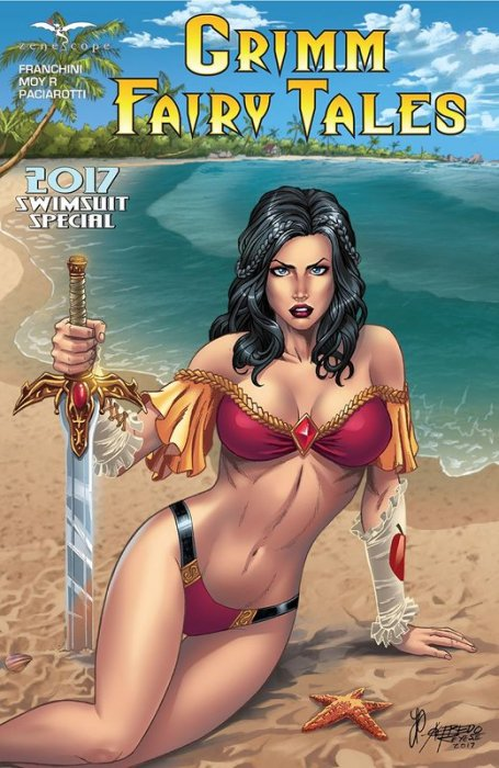 Grimm Fairy Tales 2017 Swimsuit Special #1