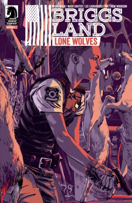 Briggs Land - Lone Wolves #2