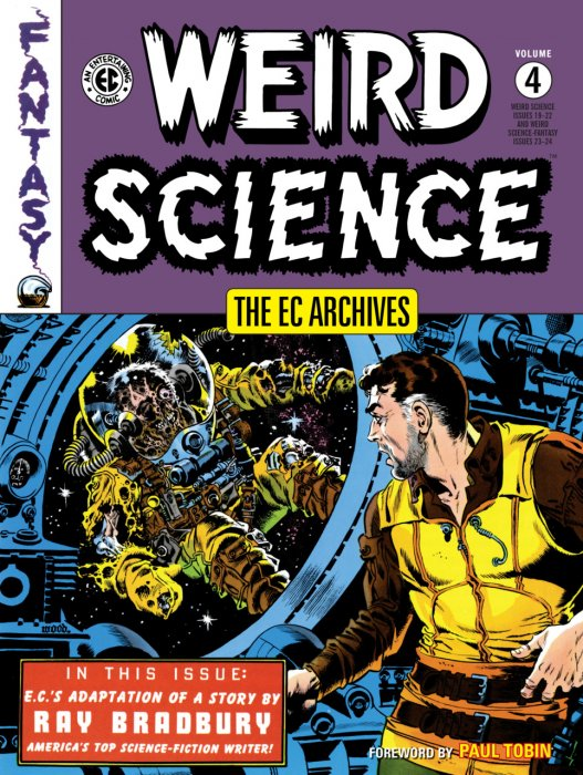 The EC Archives - Weird Science Vol.4