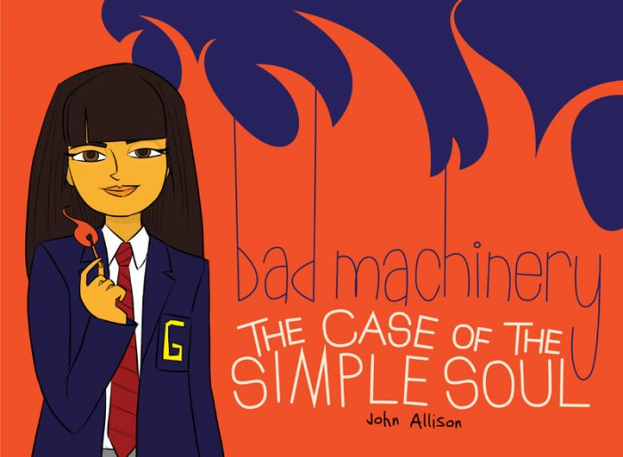 Bad Machinery Vol.3-5 Complete