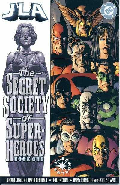 JLA - The Secret Society Of Super-Heroes #1-2 Complete
