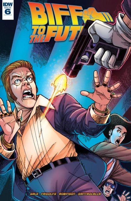 Back to the Future - Biff to the Future #6