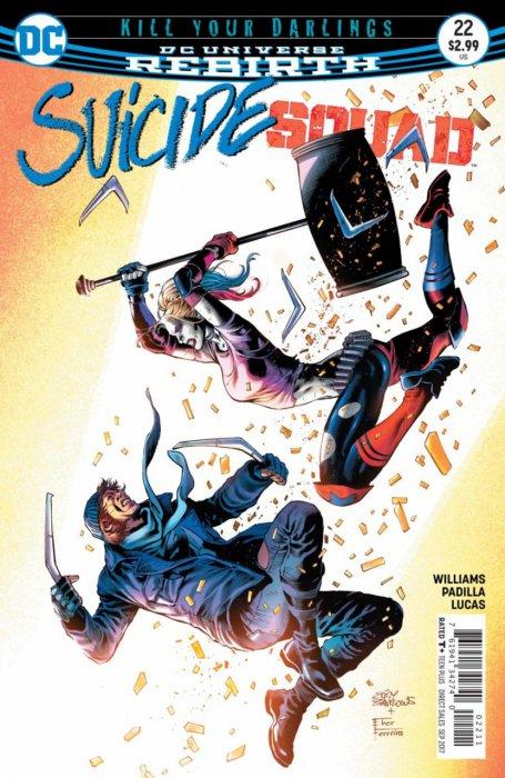 Suicide Squad #22