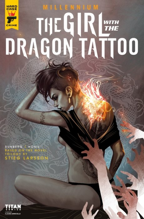 Millennium - The Girl with the Dragon Tattoo #2