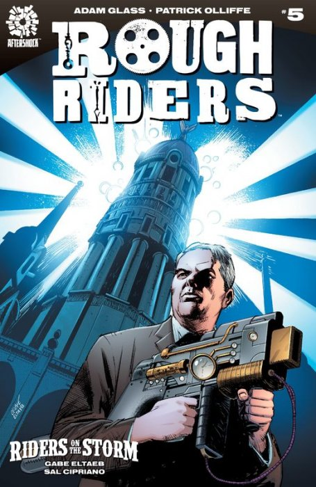 Rough Riders - Riders on the Storm #5