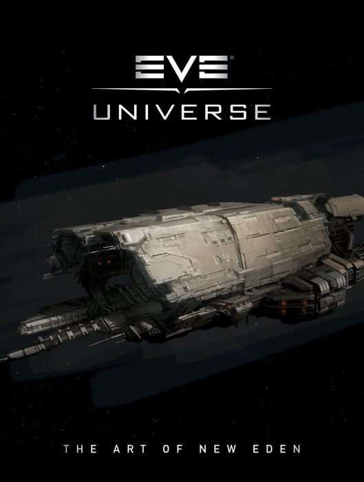 EVE Universe - The Art of New Eden #1 - HC