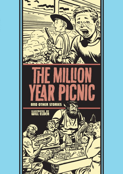The Million Year Picnic and Other Stories #1 - HC