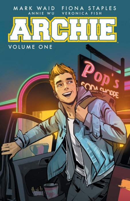 Archie Vol.1 - The New Riverdale