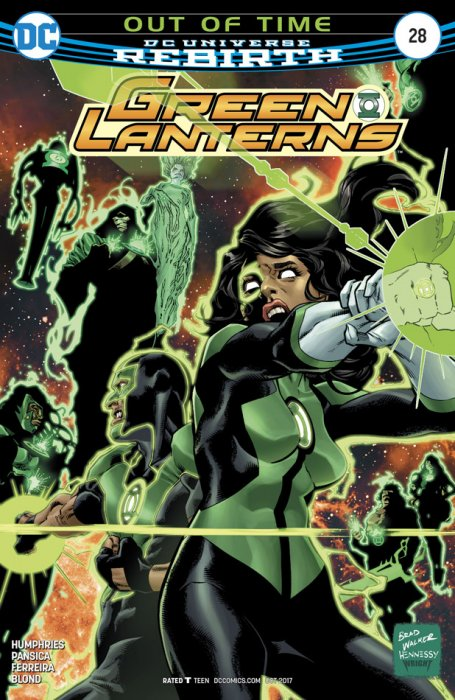 Green Lanterns #28