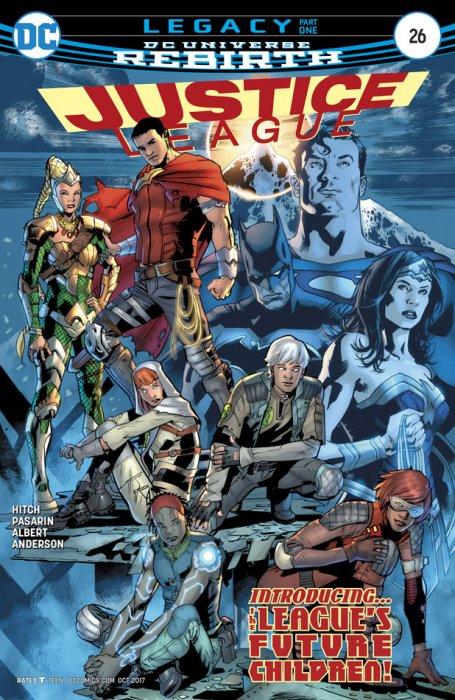 Justice League #26