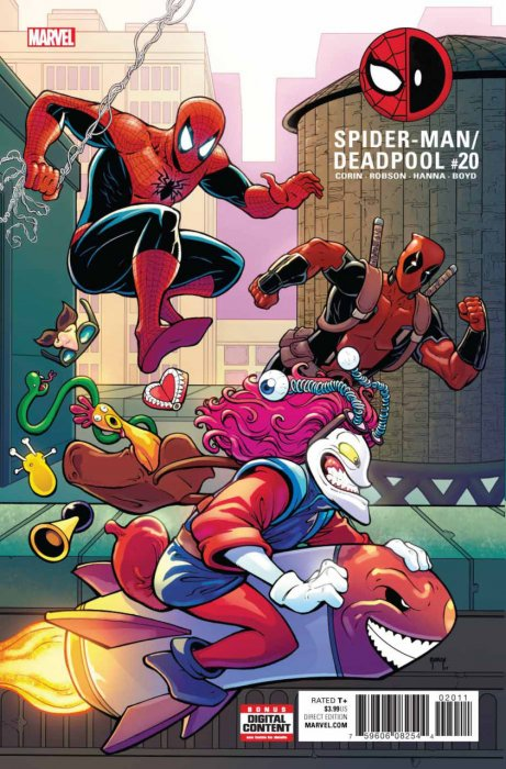 Spider-Man - Deadpool #20