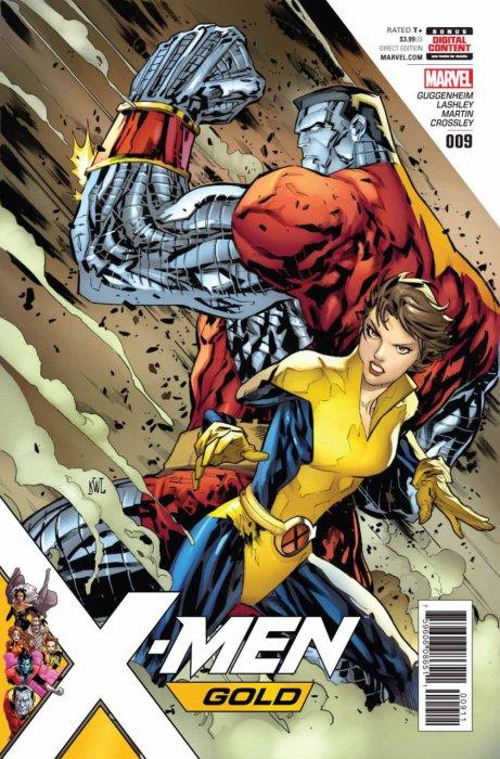 X-Men Gold #9