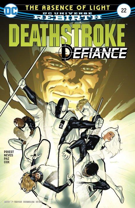 Deathstroke #22